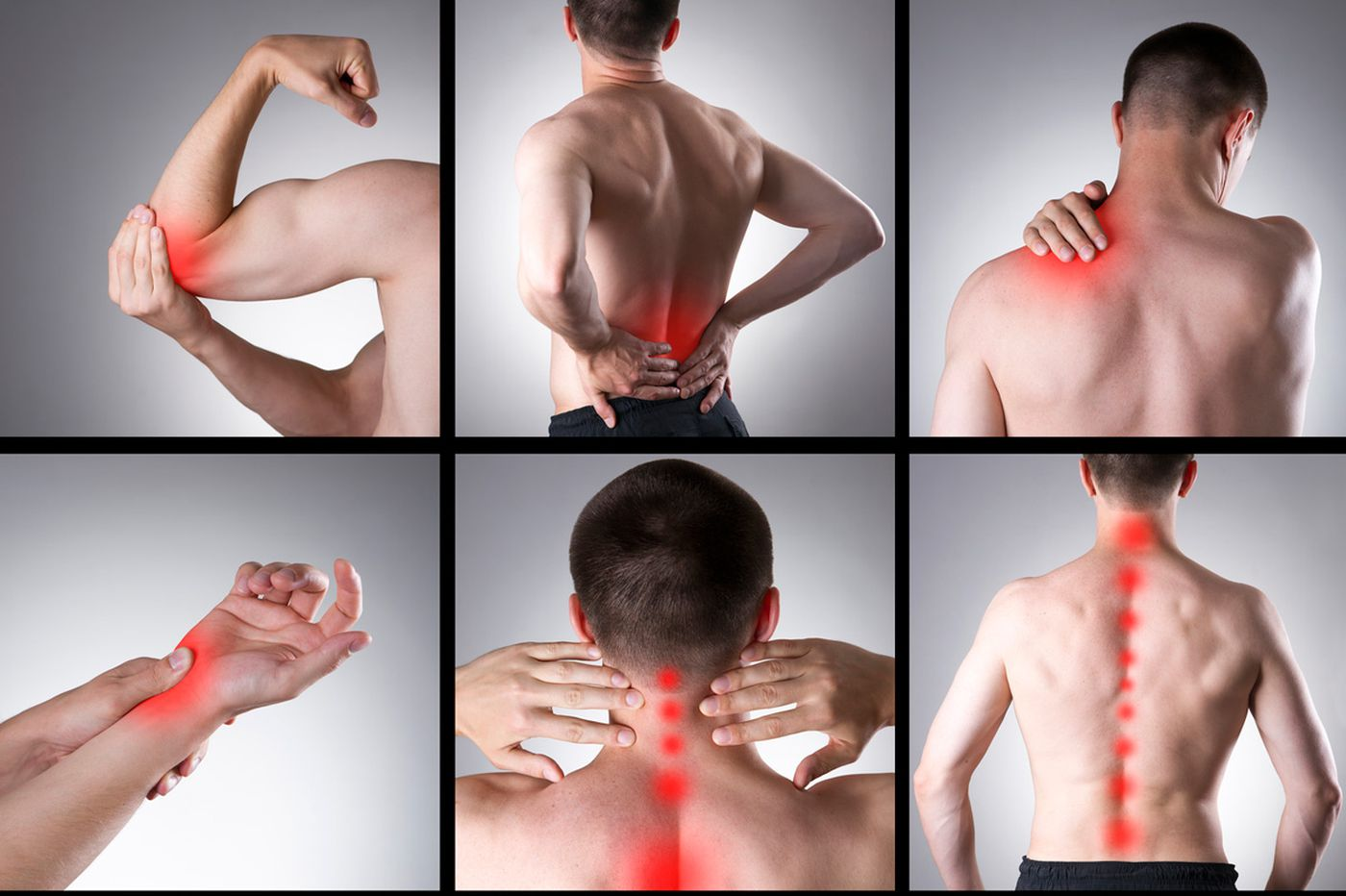 What happens to your body when you experience pain?
